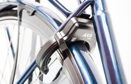 Rent a city bike with a secure and ART certified lock