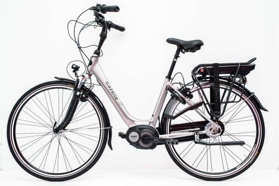 Rent an e-bike in Amsterdam