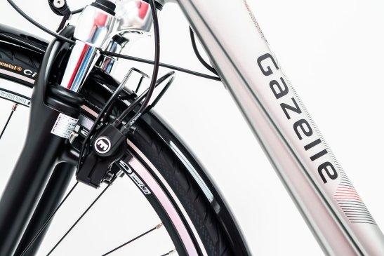 Elektrisches Fahrrad von Gazelle