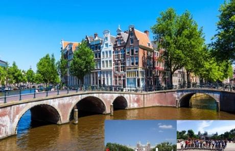 Amsterdam XL city tour