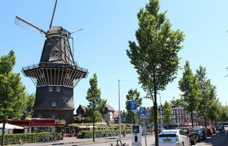 amsterdam windmill tour