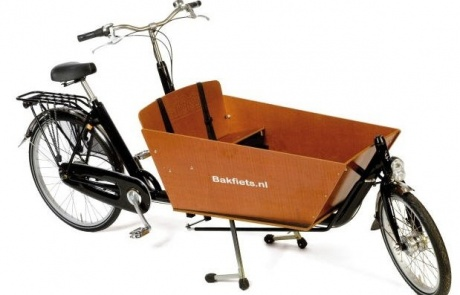 Rent a cargo bike in Amsterdam