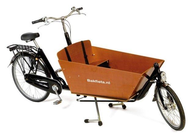 cargo bike rental in amsterdam