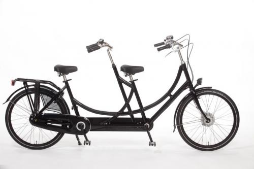 tandem bike rental amsterdam
