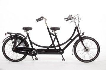 tandem bike rental in amsterdam