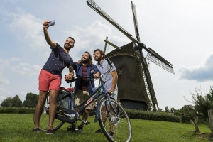 windmill bike tour amsterdam