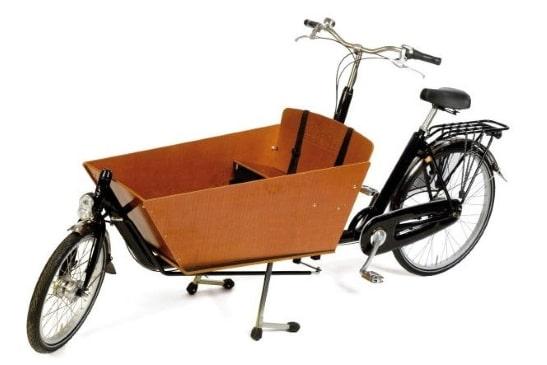 louer un vélo cargo à amsterdam